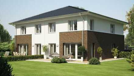Vom Traum zur Wirklichkeit - Ihr neues Zuhause! - Variante Doppelhaushälfte