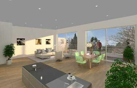 Sinsheim-Ost: EXKLUSIVER NEUBAU - 5-Zimmer-Maisonette-Wo.Nr. 5 mit 163 m² in Top-Lage ! (# 3916-5)