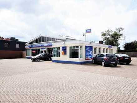 Autohaus mit KfZ Meisterwerkstatt