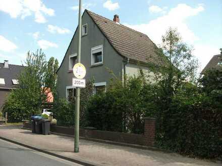 Keine Provision ! --- Freistehendes Einfamilienhaus in guter Lage von Hamm