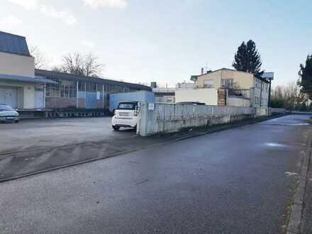 großes, Grundstück für Gewerbe und Industrie - attraktiv bebaubar (Abriss oder Umnutzung)