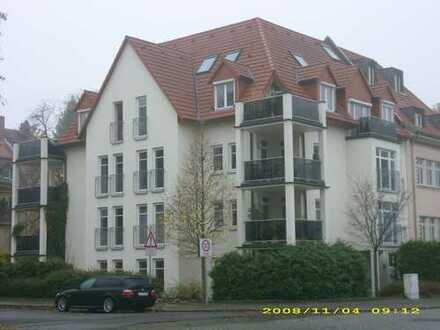 2 Balkone mit 3-Zimmerwohnung, Südgohlis, Poetenweg 33, 2. OG RE WE 05
