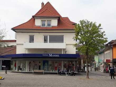 Büro oder / und Wohnung im Zentrum von Bad Krozingen