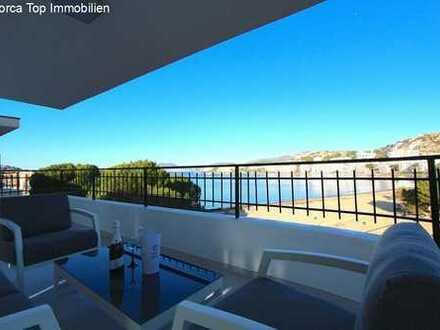 Exklusive Wohnung mit spektakulärem Meerblick