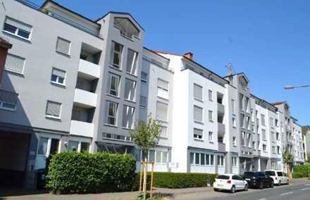 Helle, großzügige 2-Zimmer Wohnung in ruhiger Lage von FFM Unterliederbach
