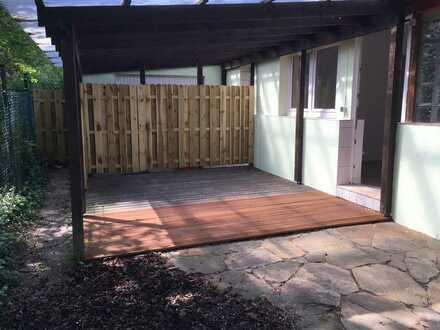 Vollständig renovierte 2-Zimmer-EG-Wohnung mit Garten und Terrasse in Münster