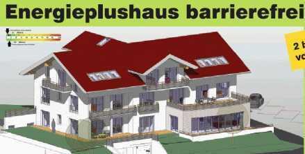 barrierefrei Wohnen im Energieplushaus
