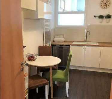 2 Zimmer in 4er WG Pforzheim-Nordstadt, Bertholdstrasse, super Lage, Nähe Bahnhof
