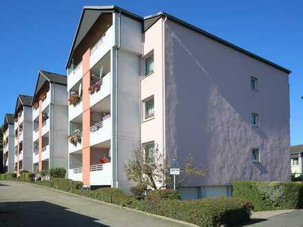 Ruhige 2-Zimmer-Whg. mit Balkon in Hagen Boloh - Wohnberechtigungsschein erforderlich!