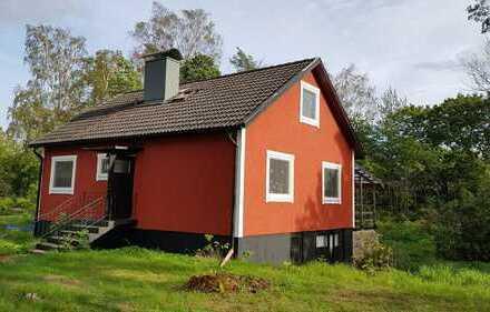 Renoviertes und schönes Ferienhaus in Alsterbro Schweden