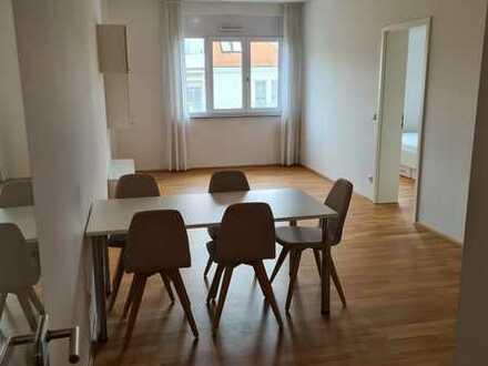 Teilmöblierte 2-Zimmer-Wohnung mit TG-Stellplatz