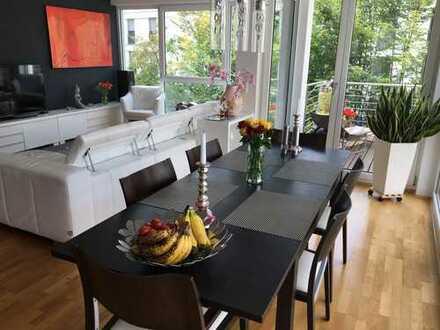 Exklusive Wohnung am Burgberg - möbliert zur Zwischenmiete