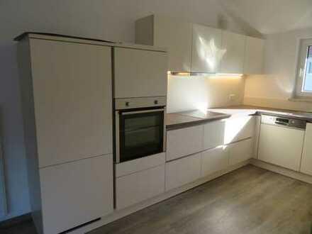 Gepflegte 4,5-Zimmer-DG-Wohnung mit Balkon und EBK in Balingen-Endingen