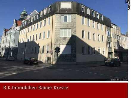 Kapitalanlage! 2-Zimmer Wohnung im Zentrum von Kempten zu verkaufen
