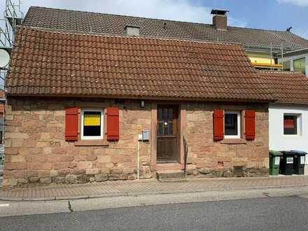 Ideales Ferienhäuschen an der Weinstraße sucht neuen Eigentümer!