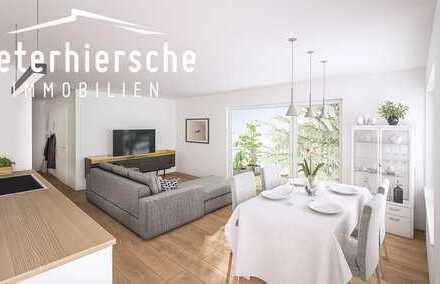 Ramersdorf: Moderne 4-Zimmer-Maisonette, Neubau