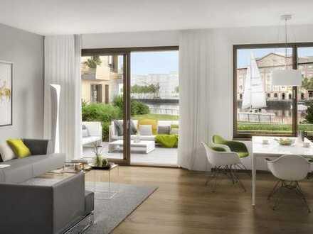 PANDION DOXX - Herrliche 2-Zimmer-Erdgeschosswohnung mit großer Terrasse - Erstbezug