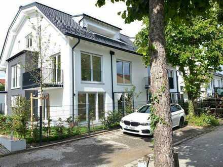Neubau Erstbezug: Moderne 3-Zimmer-Dachgeschoss-Wohnung