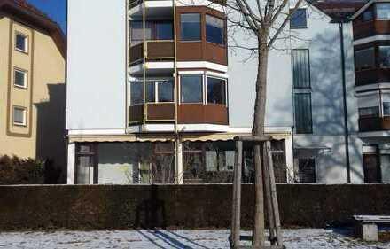 Gepflegte 3-Zimmer-Wohnung mit Balkon in Donaueschingen