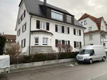Erstbezug nach Sanierung: attraktive 4-Zimmer-Wohnung mit Einbauküche in Hechingen