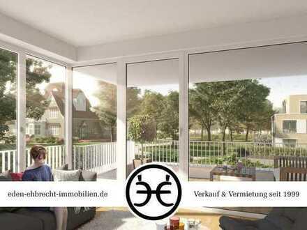 Wohnen im Park der Villa Bornemann | 61,4 m² | Beste Lage | Hude