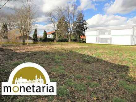 Erbbaurecht an Grundstück mit neuem Bebauungsplan bis zu ca. 340m² Wohnfläche