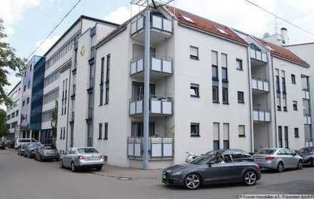 Studentenappartement in der Ulmer City