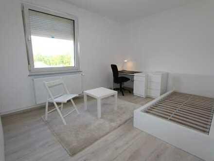 möbliertes WG Zimmer 14qm in 3 WG Neugründung in komplett neu sanierter 61qm Wohnung