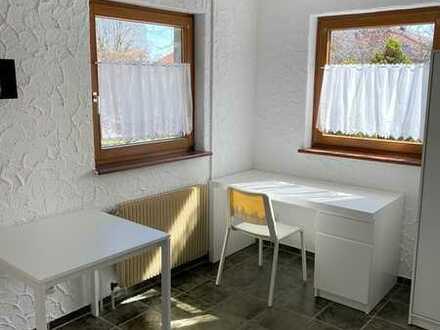 mobilierte 1-Zimmer Wohnung Schwenningen Zentrum