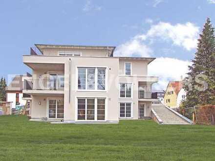 Neubau: Exklusives Penthouse in Zabo