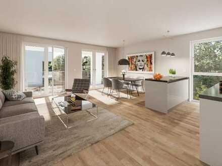Kapitalanleger aufgepasst - Gut geschnittene 2-Zimmer-Wohnung mit Terrasse!