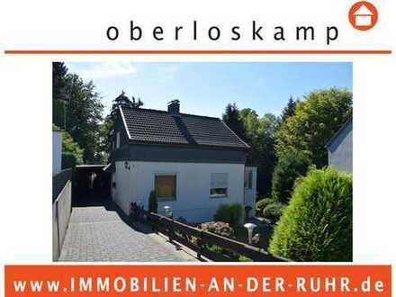 Grundstück mit Altbestand & Entwicklungspotenzial in ruhiger & zentraler Lage von Mülheim Winkhausen