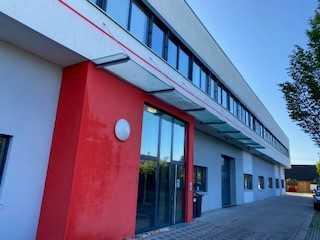 Repräsentatives Gewerbeanwesen mit Büro in Rheinstetten/ Silberstreifen