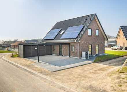 Smartes Einfamilienhaus - KfW-40+ und bezugsfertig ausgestattet
