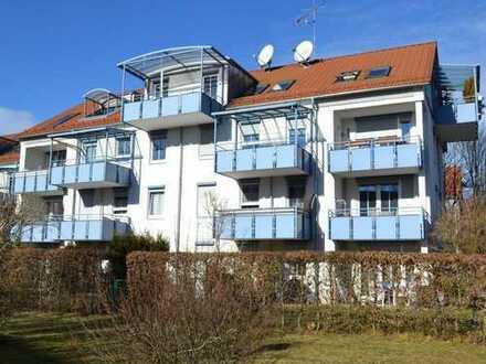 Großzügige 3-Zimmer-Eigentumswohnung über zwei Etagen in Hohenbrunn/Riemerling