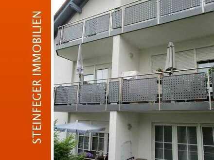 Lauterbach (Hessen): Charmante, zentrumsnahe 4 - Zimmer Wohnung zum 01.10.2020 zu vermieten