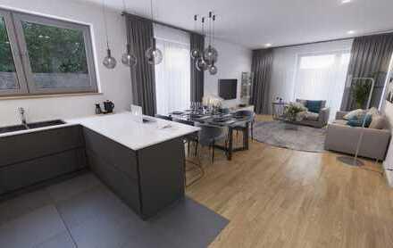 Hochwertige Wohnung Typ: B in der Stadtvilla Paris