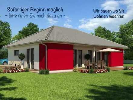 BUNGALOW mit 85 m² Wohnfläche - 3 oder 4 Zimmer