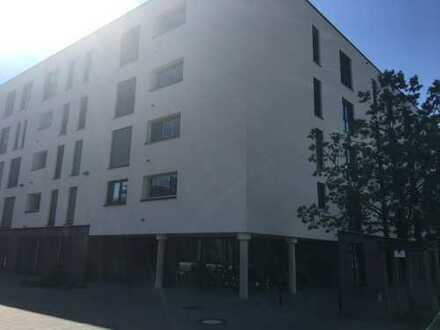 Gepflegte 2-Zimmer-Wohnung mit Loggia und Einbauküche im Gossenquartier