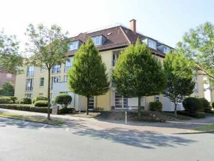 Vollständig renovierte 1-Zimmer-Erdgeschosswohnung mit Balkon in Paderborn