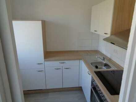 Komplett möblierte 1-Raum-Wohnung