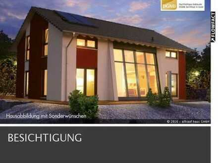 NEUBAU großzügiges Einfamilienhaus mit Keller und Garage im Isny