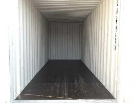 Lagercontainer zur Miete / Stellplätze für Wohnwagen etc. auf Anfrage
