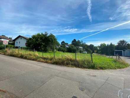 Grundstück in Ortsrandlage von Wutöschingen-Horheim