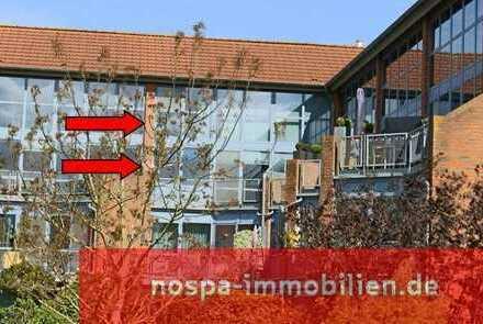 Gepflegte 4 Zimmer Eigentumswohnung über 2 Etagen mit Abstellraum und PKW-Stellplatz mitten in Husum
