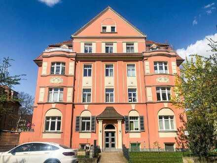 Vermietetes Büro in begehrter Lage in Dresden-Südvorstadt zum Kauf!