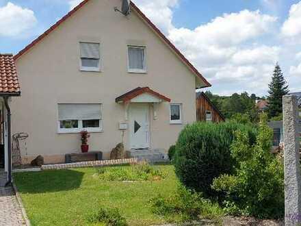 Wir haben ihr Zuhause! Sehr gepflegt, ruhig gelegen, Einfamilienhaus in Trebgast!