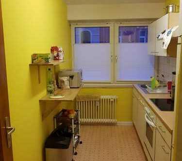 Freundliche 2-Zimmer-Wohnung mit Einbauküche in Frechen