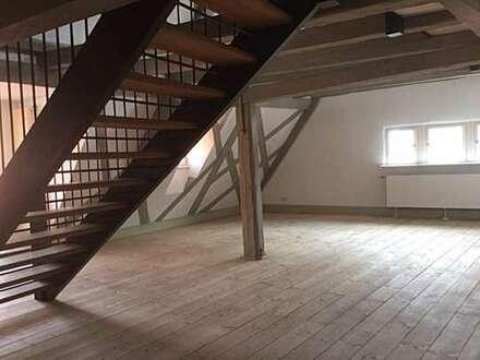 Mit besonderem Flair: 3 Zi-Maisonette-Whg. mit Galerie, Altstadt Bamberg