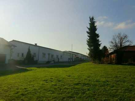 Produktionshalle mit Bürofläche inkl. Sozialräume in 76703 Kraichtal - Münzesheim zu vermieten !